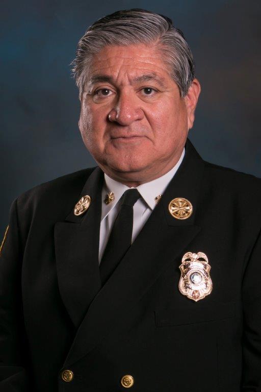 Photo of Robert Rocha, Fire Chief