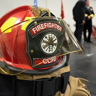Fire Department Helmet