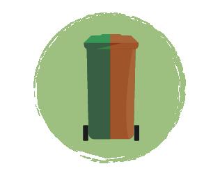 Green or Brown Cart